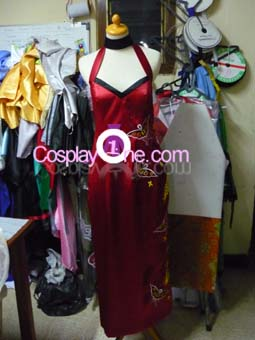 Ada Wong from Resident Evil Cosplay Costume front prog