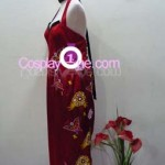 Ada Wong from Resident Evil Cosplay Costume side