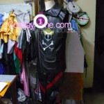 Charter Cosplay Costume side prog