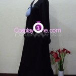 Cynthia from Pokemon Cosplay Costume side