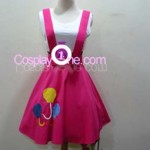 Faggotry from Anime Cosplay Costume side prog front