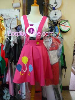Faggotry from Anime Cosplay Costume front prog