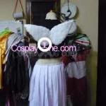Iris Cosplay Costume back prog