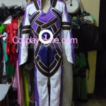 Kratos Aurion from Tales of Symphonia Cosplay Costume front prog
