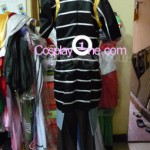 Lin Bei Fong from Avatar Cosplay Costume back prog