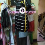 Lin Bei Fong from Avatar Cosplay Costume side prog