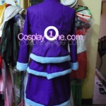 Midnight Ahri from League of Legends Cosplay Costume back prog