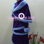 Midnight Ahri from League of Legends Cosplay Costume side