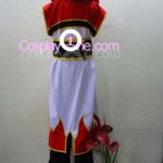 Ragnarok Online from Anime Cosplay Costume back