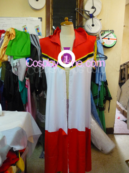 Ragnarok Online from Anime Cosplay Costume front prog