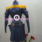 Sera from Digital Devil Saga Cosplay Costume back