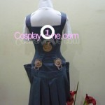 Sera from Digital Devil Saga Cosplay Costume back in