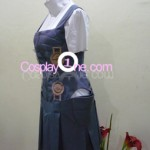 Sera from Digital Devil Saga Cosplay Costume side in