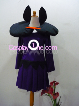 Shauntal from Pokemon Cosplay Costume front R2
