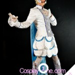 Mal Client Captain Dolphin Cosplay Costume