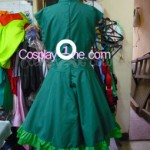 Rin Kaenbyou from Anime Cosplay Costume back prog