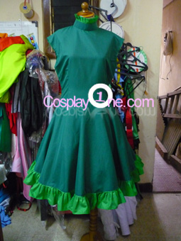 Rin Kaenbyou from Anime Cosplay Costume front prog