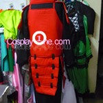 Uchiha Madara from Naruto Cosplay Costume back prog