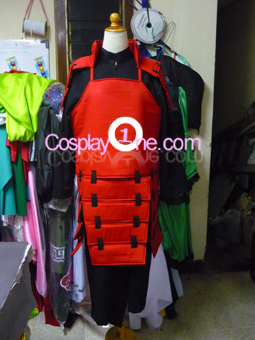 Uchiha Madara from Naruto Cosplay Costume front prog
