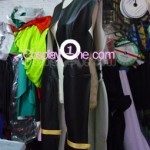 Loki from Marvel Comics Cosplay Costume side prog