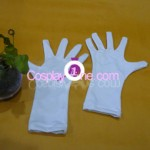 Prince Maximilian from Valkyria Chronicles Cosplay Costume glove