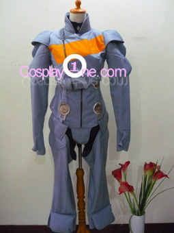 Serph from Digital Devil Saga Cosplay Costume front