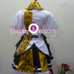 Syameimaru Aya from Anime Cosplay Costume back