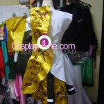 Syameimaru Aya from Anime Cosplay Costume back prog