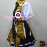 Syameimaru Aya from Anime Cosplay Costume side