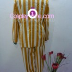 Admiral Kizaru from One Piece Cosplay Costume back in