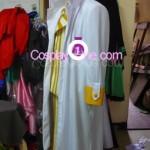 Admiral Kizaru from One Piece Cosplay Costume side prog