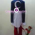 Iori Yagami from The King of Fighters '95 Cosplay Costume back