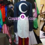 Iori Yagami from The King of Fighters '95 Cosplay Costume back prog