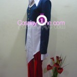 Iori Yagami from The King of Fighters '95 Cosplay Costume side
