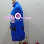 Tardis from Anime Cosplay Costume side