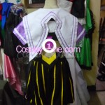Vita from Magical Girl Lyrical Nanoha Cosplay Costume back prog