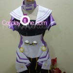 Vita from Magical Girl Lyrical Nanoha Cosplay Costume front