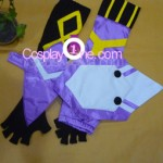 Vita from Magical Girl Lyrical Nanoha Cosplay Costume glove
