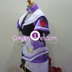 Vita from Magical Girl Lyrical Nanoha Cosplay Costume side