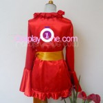 Boa Hancock Impel Down Arc from One Piece Cosplay Costume back in 4