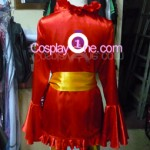 Boa Hancock Impel Down Arc from One Piece Cosplay Costume back in 4 prog