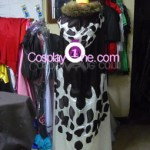 Boa Hancock Impel Down Arc from One Piece Cosplay Costume back prog