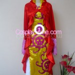 Boa Hancock Impel Down Arc from One Piece Cosplay Costume front in 2