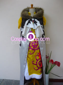Boa Hancock Impel Down Arc from One Piece Cosplay Costume front