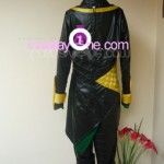 Loki from Marvel Comics Cosplay Costumer back in