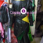 Loki from Marvel Comics Cosplay Costume back in prog