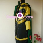 Loki from Marvel Comics Cosplay Costume side