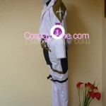 Negi Springfield from Anime Cosplay Costume side