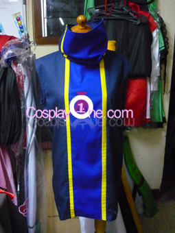 Neku Sakuraba from The World Ends Cosplay Costume front prog