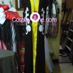 Daz Bones from One Piece Cosplay Costume front prog